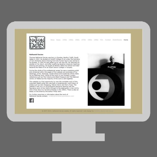 website design for artists, painters and photographers in axminster, bridport and honiton